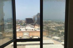 یک واحد آپارتمان ۵۰ متری واقع در برج سیتی سنتر قشم
